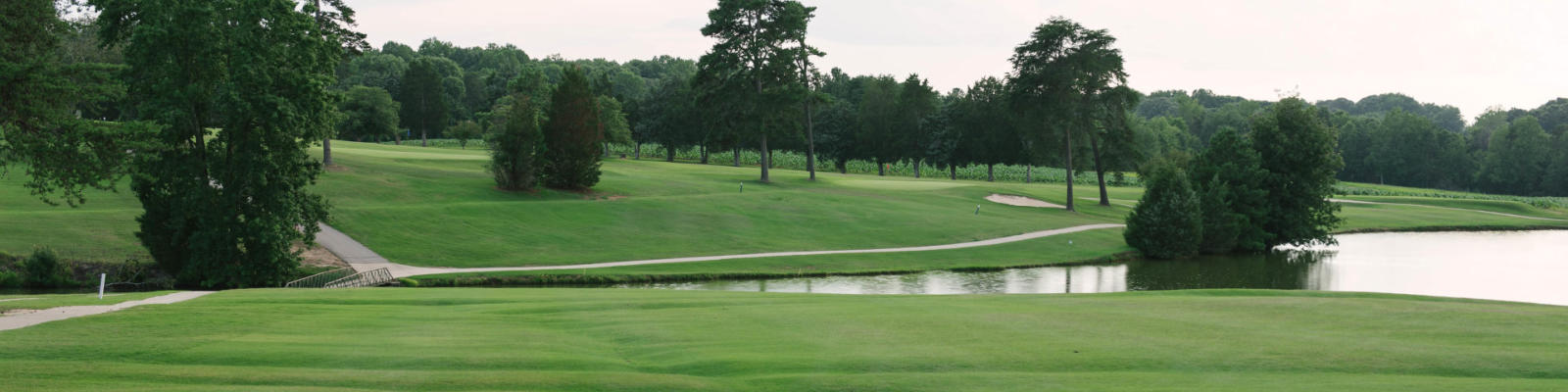 Crooked Tree is an 18-hole golf course in the Piedmont Triad area of North Carolina